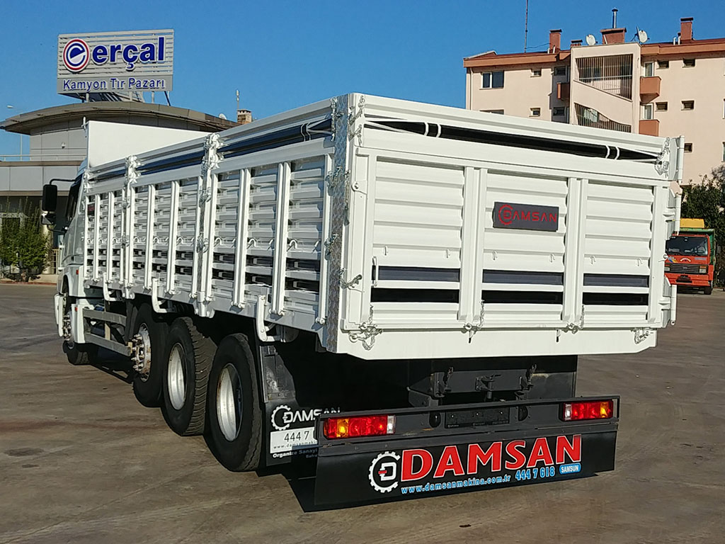 2008 MODEL BMC / PRO 935 - DAMPER CASE  - Erçal Trucks