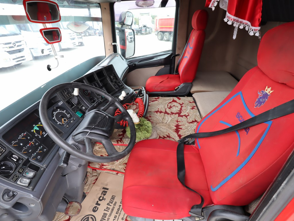 2005 Scania G 360/Retarder-New Engine  - Erçal Trucks