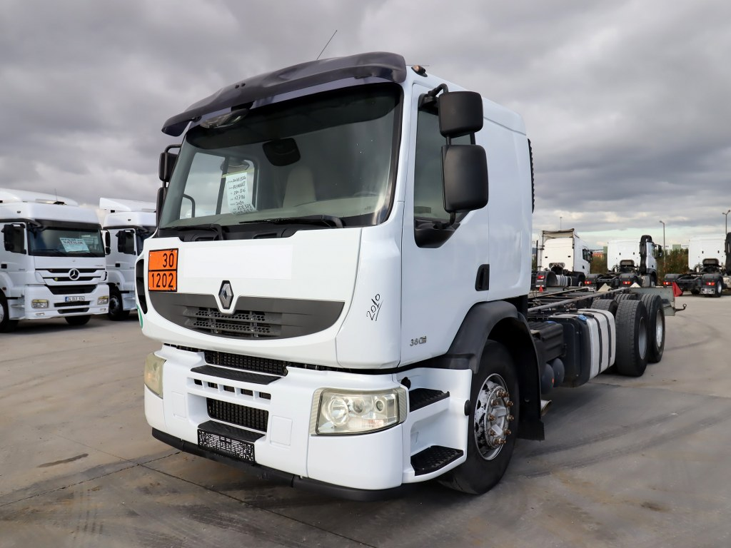 2010 Renault Premium 380 /Auto-Ac- Adr-With Bed Chassıs