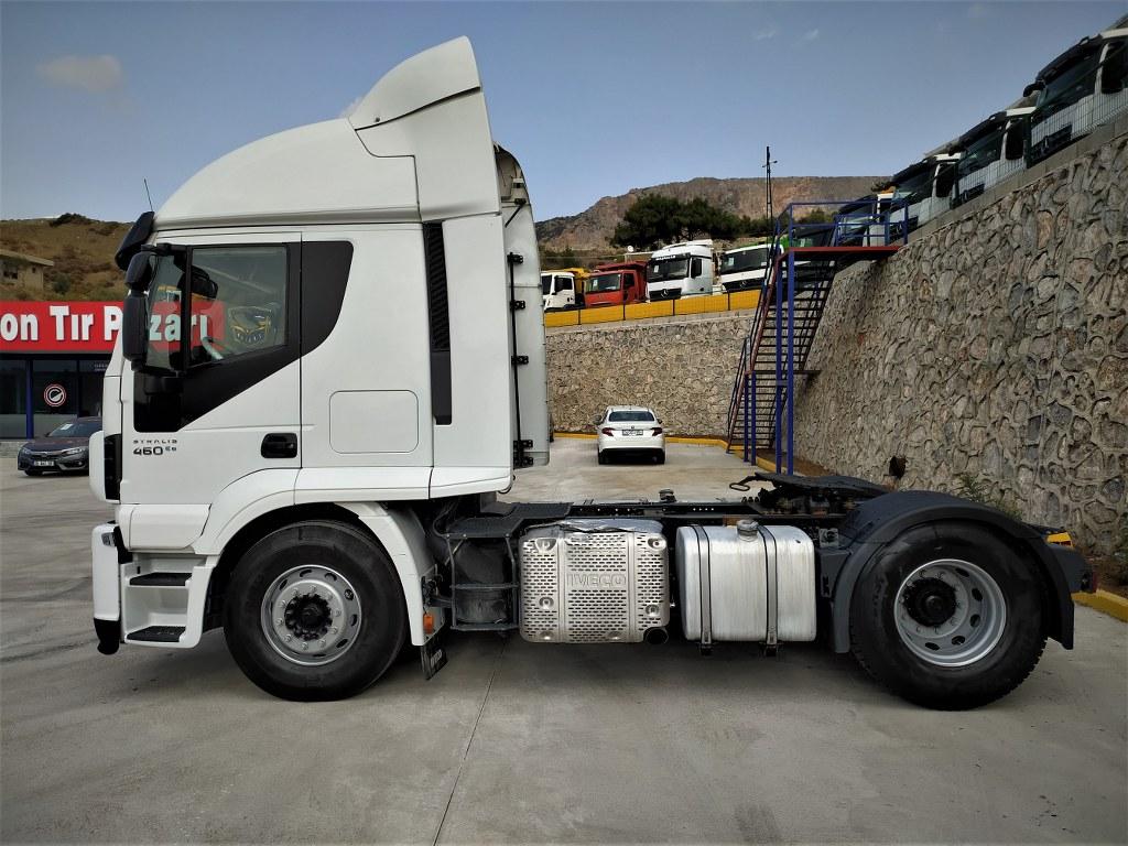 2016 İVECO STRALİS 460 AUTO AC   - Erçal Trucks