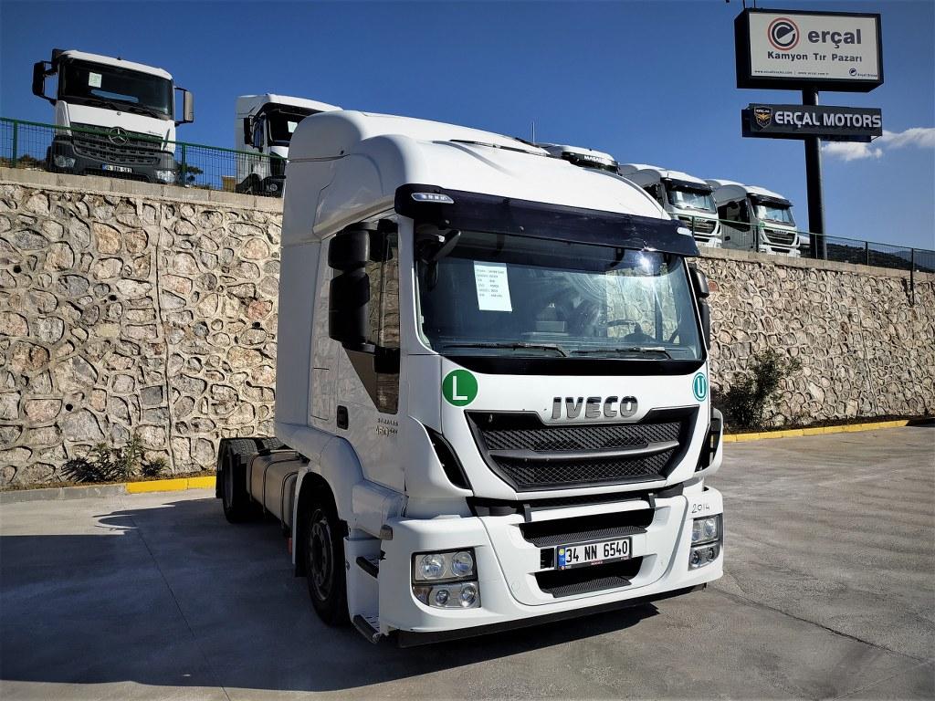 2014 İveco Stralis 460/ Ac Midiilli  - Erçal Trucks
