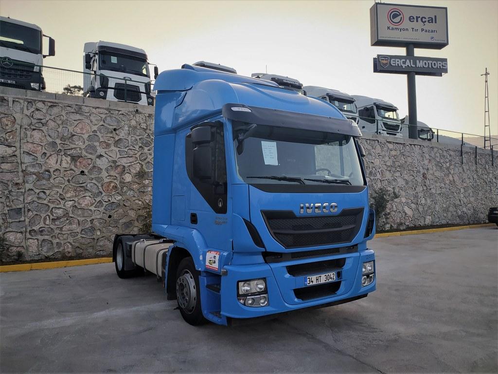 2013 İveco Stralis 460/Auto Ac-Retarder-  - Erçal Trucks