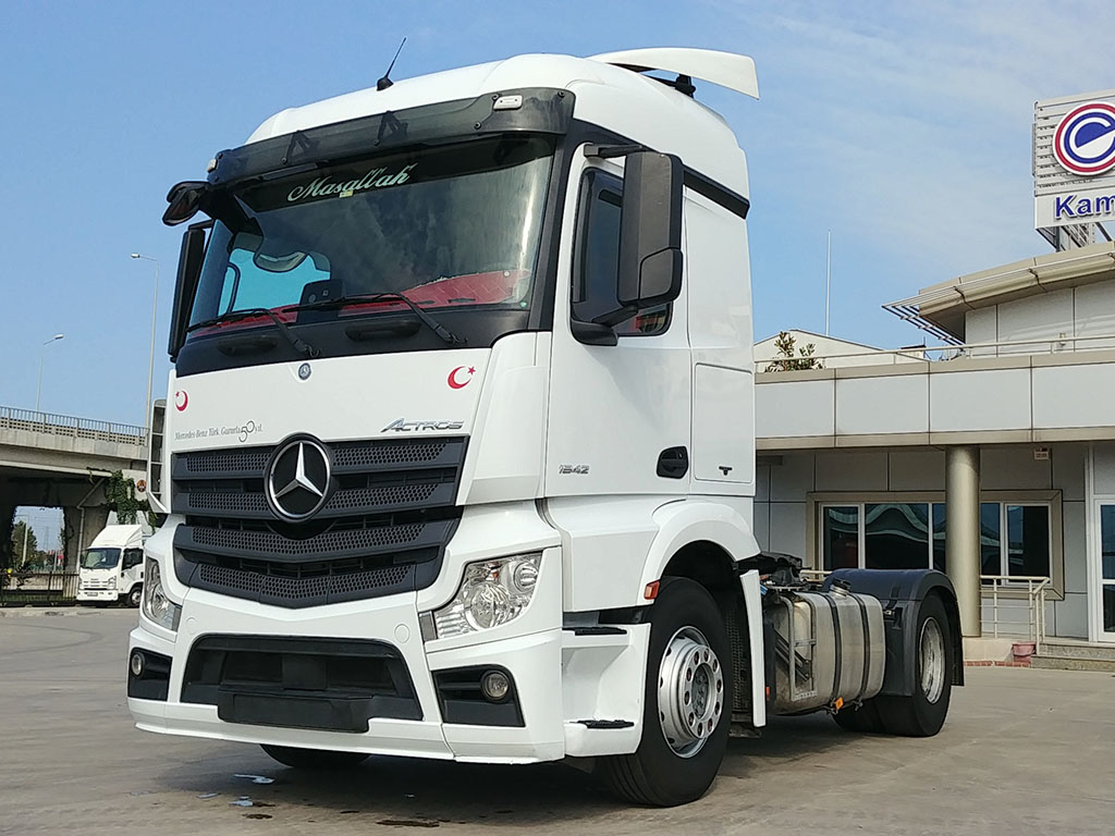 2017 MODEL MERCEDES ACTROS 1842 - AIR CONDITIONING