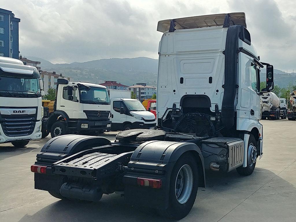 2017 MODEL MERCEDES ACTROS 1842 - AIR CONDITIONING  - Erçal Trucks