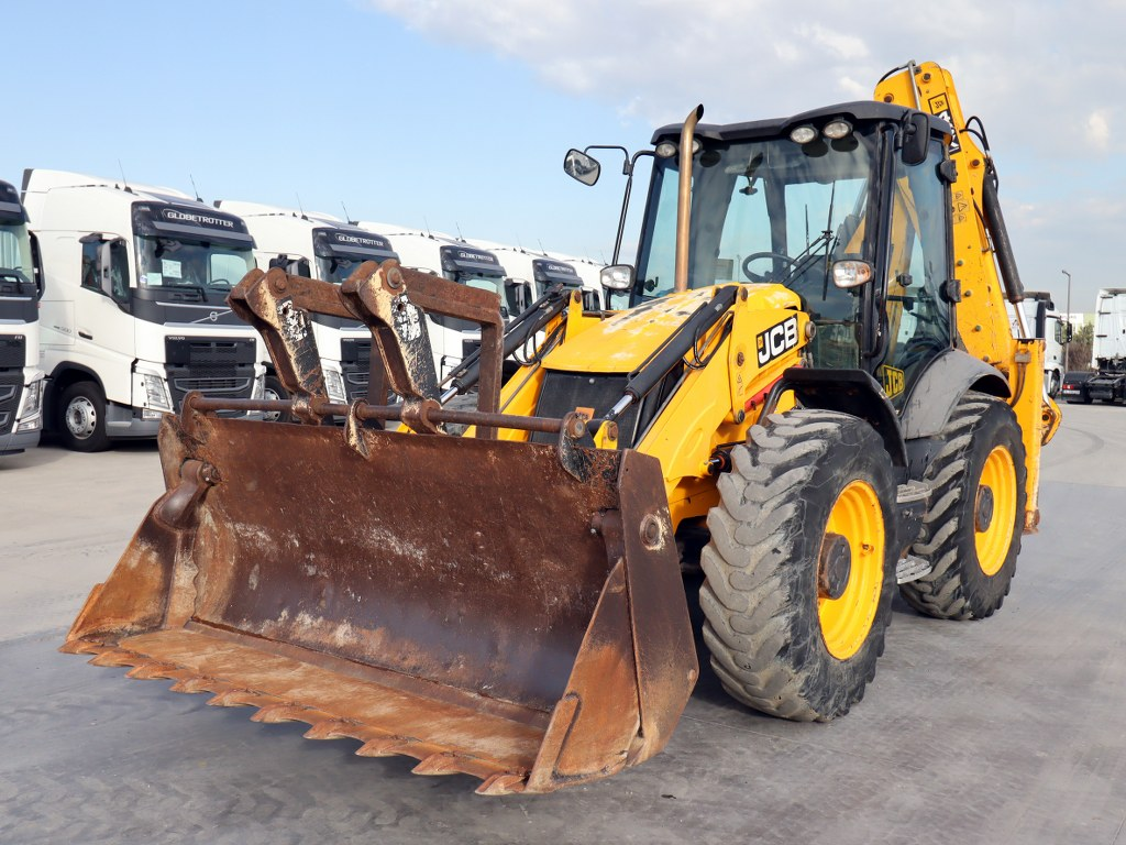 2012 MODEL JCB 4CX BACKHOR LOADER
