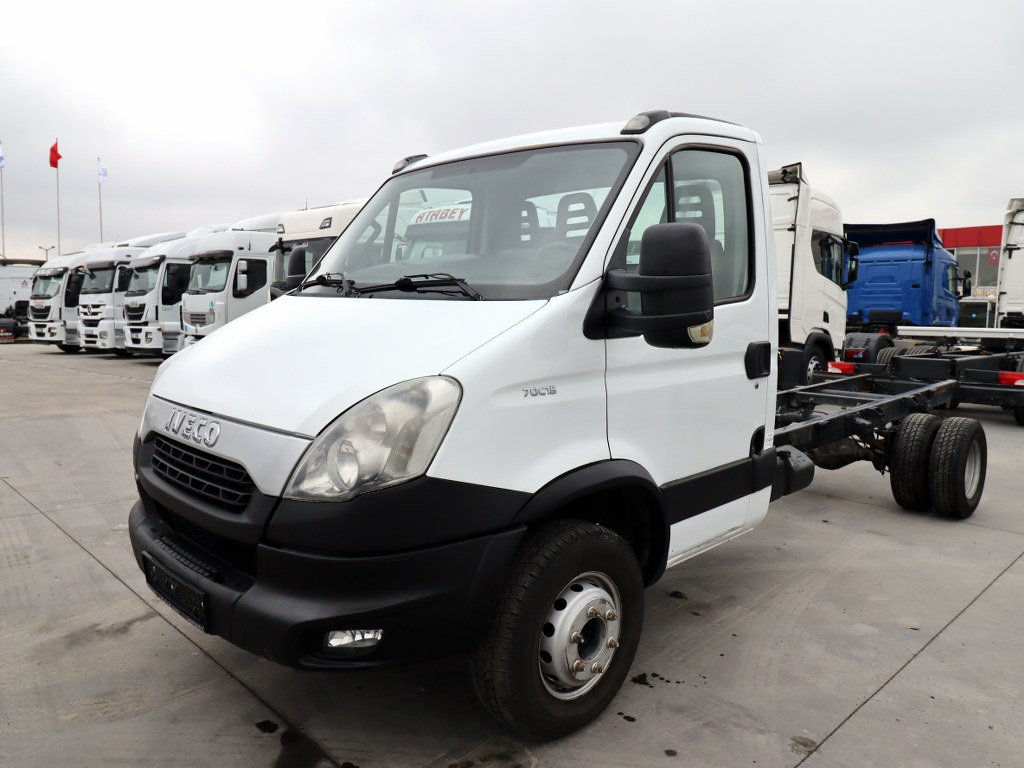 2012 İveco Daily 70c15/ 4350 Chassıs