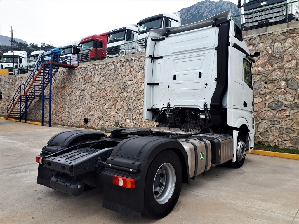 2020 Actros 1848 Retarder Ac MirrorCam Double Warehouse  - Erçal Trucks