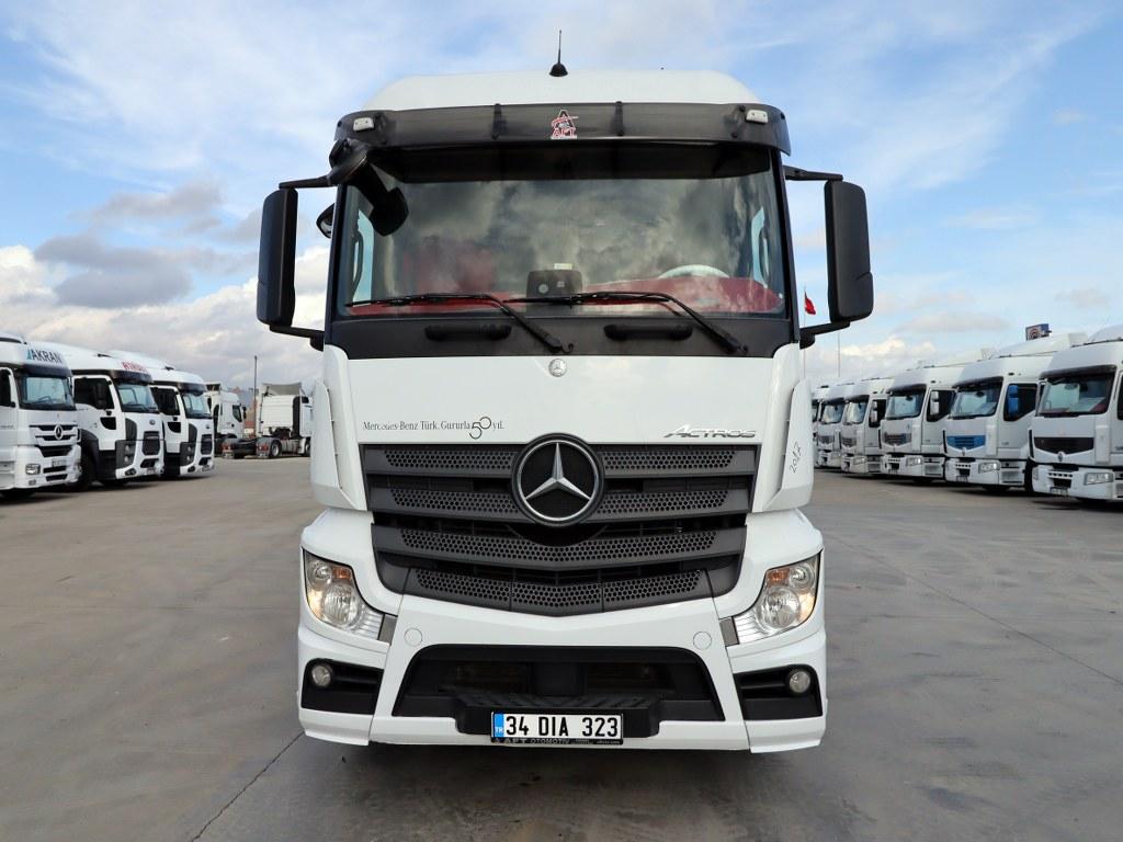 2017 Mercedes Actros 1842/Auto Ac  - Erçal Trucks