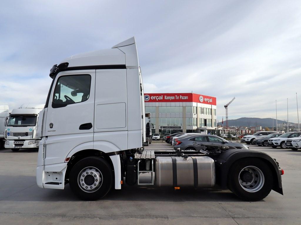 2020 Actros 1848/Retarder-Ac-B.Dolabı-Mirror Cam  - Erçal Trucks