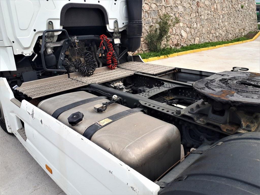 2017 Mercedes Actros 1842 Automatic Ac Retarder  - Erçal Trucks