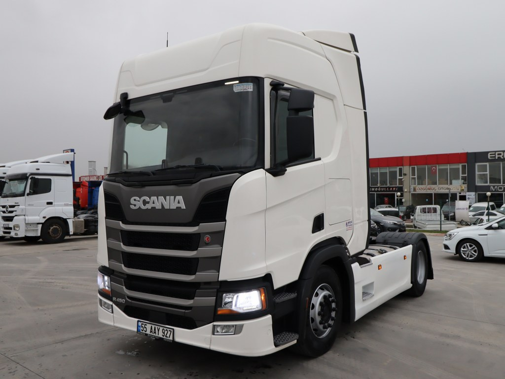 2018 Scania R 450/New Cabin Auto Ac Retarder