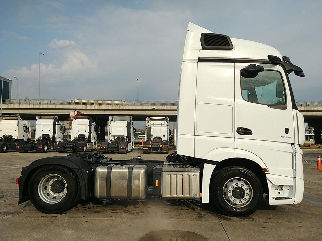 2020 ACTROS 1848 - RETARDER - AIR CONDITIONING - MİRROR GLASS  - Erçal Trucks