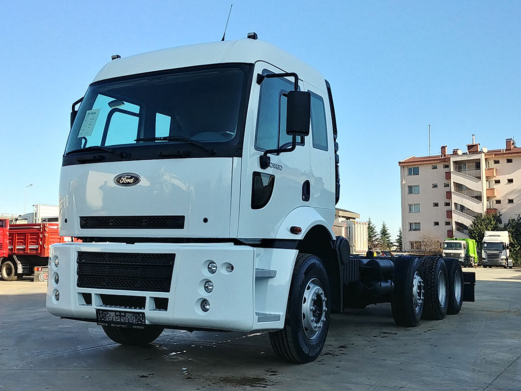 2008 MODEL FORD CARGO 3230 S - CHASSIS