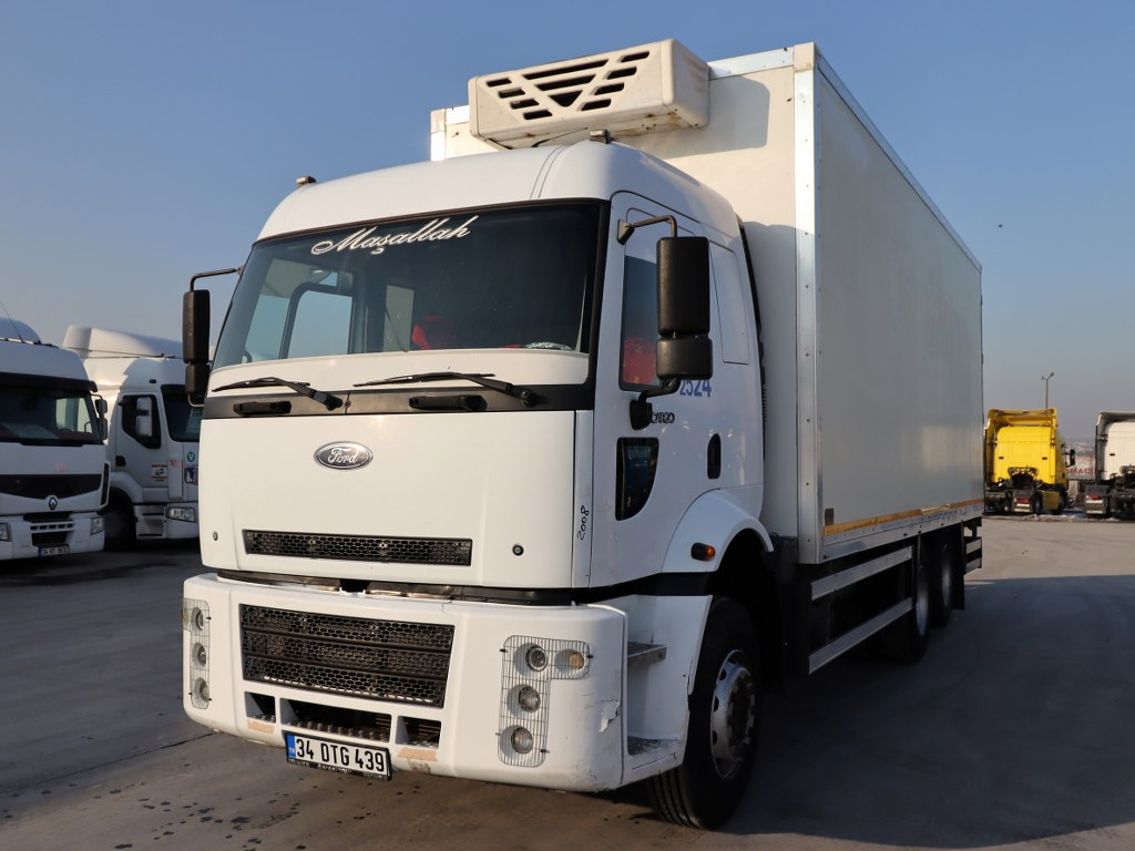 2008 Ford Cargo 2524 REFRİGERATED