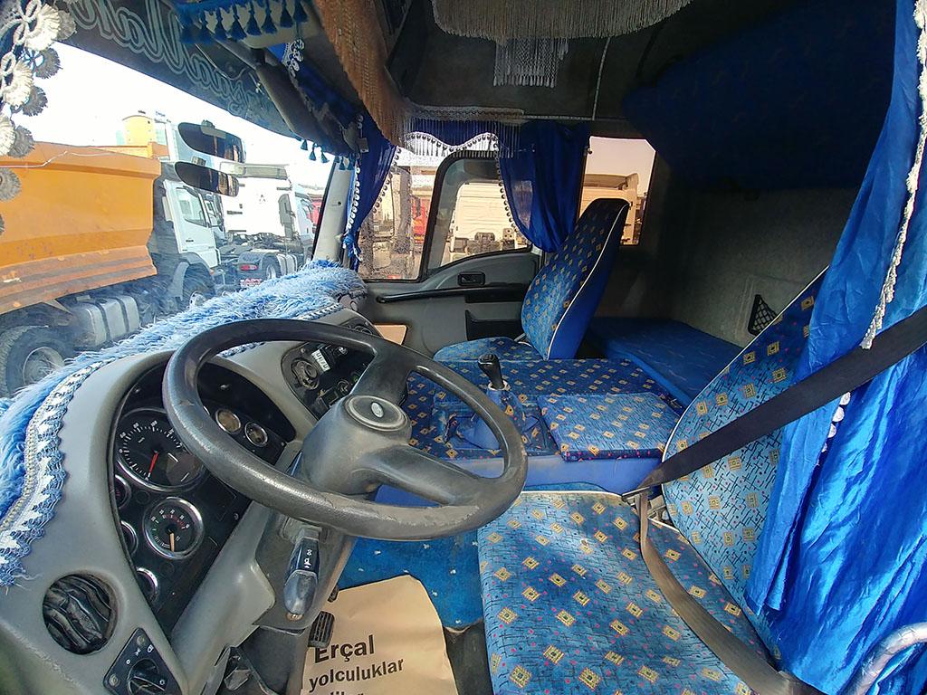 2004 MODEL FORD CARGO 3230 S - WITHOUT CRANK - ENGINE BUILT   - Erçal Trucks