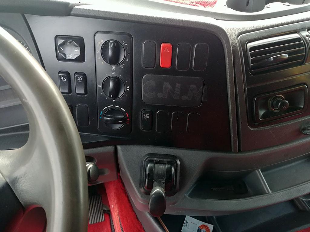 2007 MODEL AXOR 3228 - SHEET METAL - ENGINE MADE   - Erçal Trucks