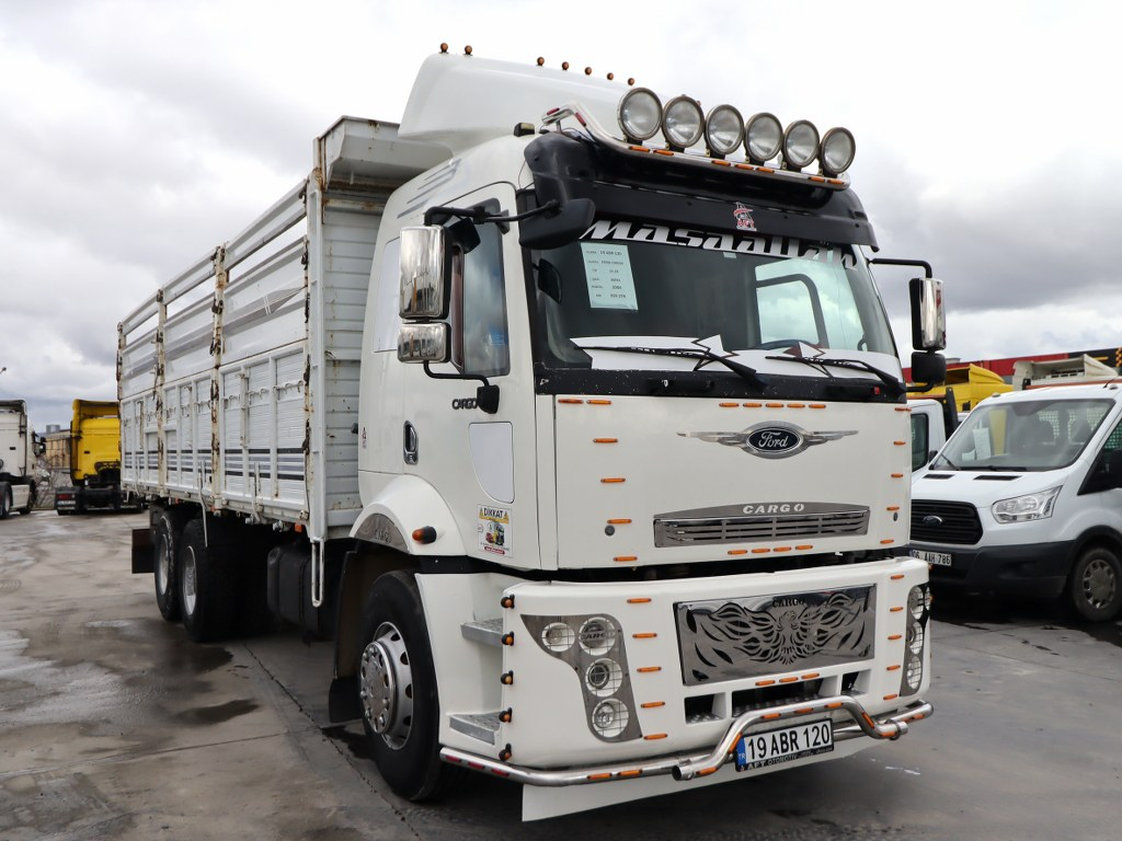 2004  Ford 2524/Open Case  - Erçal Trucks