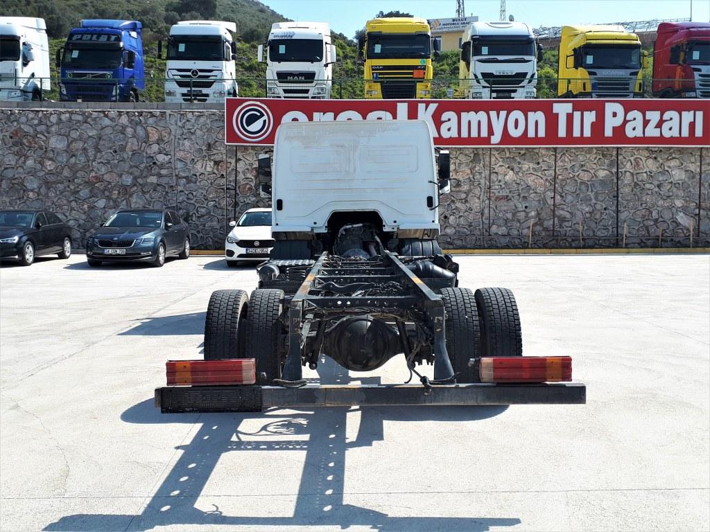 2016 Mercedes Atego 1518 Chassis 6 Wheels  - Erçal Trucks