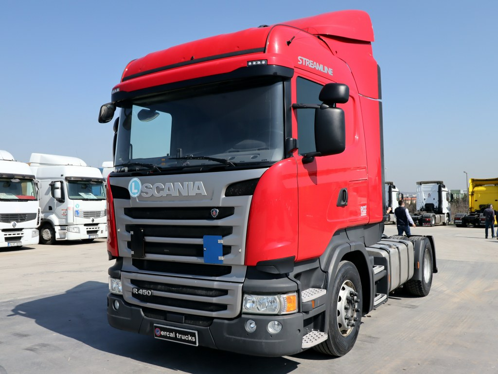 2018 Scania R 450/Auto Ac Retarder