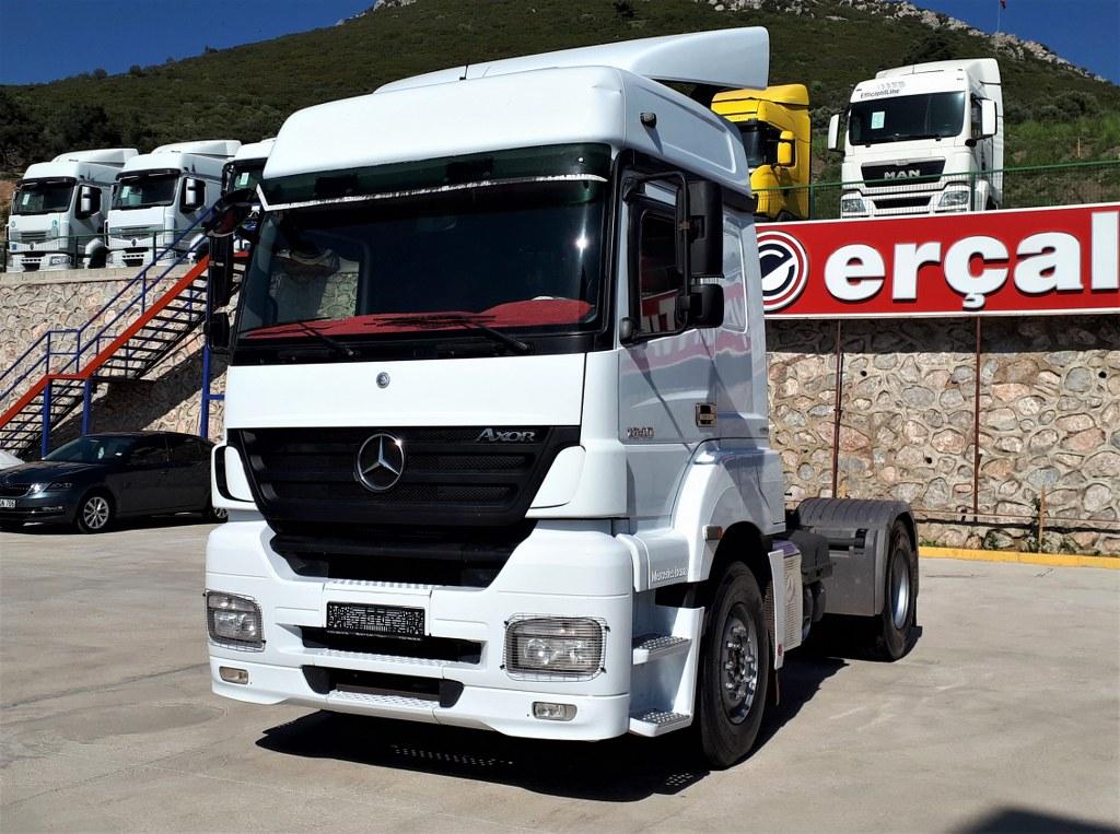 2011 Mercedes Axor 1840 Standard