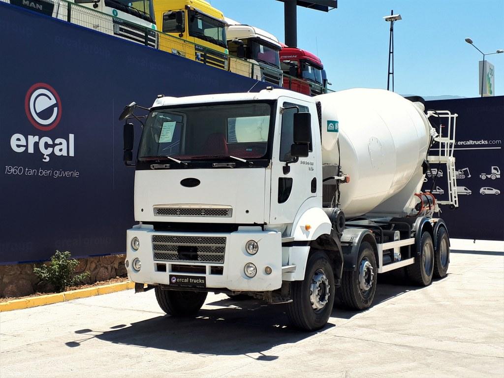 2011 Ford Cargo 3936 E5/İmer-Mixer-12m3