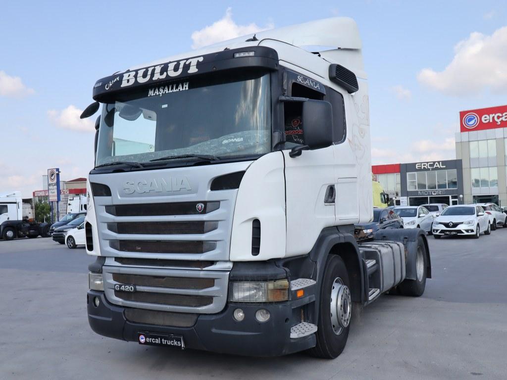 2011 Scania G 420 Retarder